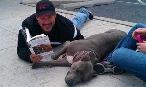 Celebrity dog trainer harrison forbes